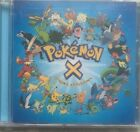 Pokemon X: 10 Years Of Pokemon by Original Soundtrack (CD, Mar-2007, Cherry Lane