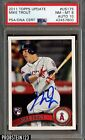 Mike Trout Rookie Cards Checklist and Autographed Memorabilia Guide 49
