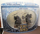 Lord of the Rings Armies of Middle Earth Twilight Frodo Wraiths action set LOTR