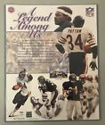 Walter Payton Football Cards, Rookie Card and Autograph Memorabilia Guide 66