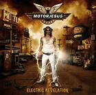 Electric Revelation, Motorjesus, Audio CD, New, FREE & Fast Delivery