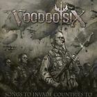 Songs To Invade Countries To, Voodoo Six, Audio CD, New, FREE & FAST Delivery