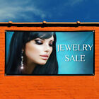 Vinyl Banner Sign Jewelry Sale Business Style T Marketing Advertising Brown