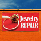 Vinyl Banner Sign Jewelry Sale Business Style D Marketing Advertising Red