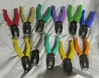Fiskars Hole Punches Lot of 11 Heart Star Bell Bear Flower Oval Butterfly Circle
