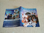 4 DVD Insert Artwork MinionsShow DogsThe Penguins of Madagascar ZombieSing