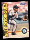 1999 Starting Lineup Alex Rodriguez Seattle Mariners