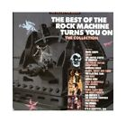 Various - The Best of The Rock Machine Turns You On - Various CD 4OVG The Fast