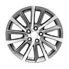 75214 Reconditioned OEM Aluminum 18in Wheel Fits 2017 18 Toyota Highlander