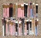 LOT Of 85 Makeup Brushes - Crown, IBY, LUXIE, Slmissglam, Glamour Dolls, Firma