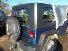 Temperature Control Heated Back Glass With AC Fits 07-10 WRANGLER 9216