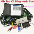 Newest 2019 Mb Star C5 Mercedes-benz Sd Connect Diagnostic Tool With Laptop