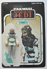 Original Vintage Star Wars Figure NIKTO with Card 79 back ROTJ Kenner