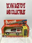 Vintage Galoob A-team Action Corvette Play Set With