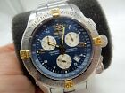 Breitling Emergency Mission Chronograph B73321 18K Stainless 45mm Men's Watch