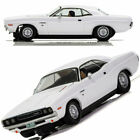 Scalextric C3935 1970 Dodge Challenger White Slot Car 1/32