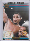 Mike Tyson Boxing Cards and Autographed Memorabilia Guide 18