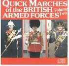 Various - Quick Marches of the British Armed Forces Volume Two - Various CD UQVG