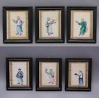 Objects, Original Pyth Rice Paper Paintings, NR