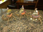 Fontanini Three Kings Wise Men on Camels 65