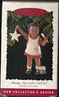 1996 Hallmark All Gods Children SeriesChristy Ornament African-American NIB NEW