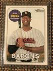 2018 Topps Heritage Baseball Variations Checklist and Gallery 134
