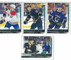 2018-19 Upper Deck Young Guns Rookie Checklist and Gallery 131