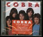 Cobra First Strike CD new Rock Candy Records Reissue