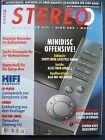 STEREO 9/96   NEEDLE 99,AUDIOSTATIC ESH 100,AUDIO PHYSIC STEP;MYRO LA MUSICA,