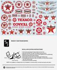 AMT 029 1/24 1/25 Texaco Trucking Graphics Decals Plastic Model Kit