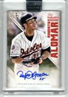 2019 Topps Industry Conference Roberto Alomar Auto Autograph Orioles 15