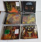 Laaz Rockit Lot of 6 CDS City's Gonna Burn Nothing Sacred Annihilation Principle