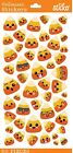 Sticko Scrapbooking Crafts Halloween Stickers Candy Corn Characters Repeats