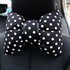 Lady Minnie Mouse Inerior Accessories For Woman Leather Car Steering Wheel Cover
