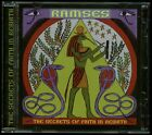Ramses The Secrets Of Faith In Rebirth CD new