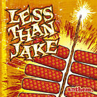 Less Than Jake-Anthem (Ltd. Edition) CD CD+DVD  New