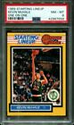 1989 STARTING LINEUP ONE ON ONE KEVIN McHALE HOF PSA 8 K2677378-556