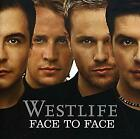 Face To Face, Westlife, Used; Good CD