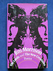 THE LORDS  THE NEW CREATURES SIGNED by JIM MORRISON 1st Pub Poetry Book