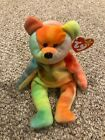 Rare Garcia Beanie Baby with Multiple Tag Errors