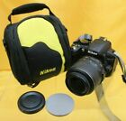 Nikon D3100 DSLR Camera with VR AF-S Nikkor 18-55mm 1:3.5-5.6 Lens ##KEG49JMH