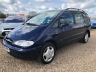 2000 w Ford Galaxy GHIA Turbo Diesel 7 Seater