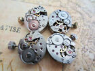 lot Watch Movements For Jewellery or steampunk alternate Art D19