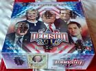 DECISION 2016 FACTORY SEALED HOBBY BOX CLINTON TRUMP SANDERS CUT AUTOS GEMS USA