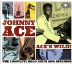 Johnny Ace - Aces Wild - Johnny Ace CD WALN The Fast Free Shipping