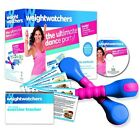 Weight Watchers The Ultimate Dance Party DVD Exercise Sticks Tracker
