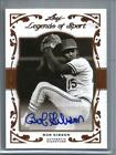 Bob Gibson 2011 Leaf Legends of Sport Autograph #02 20