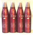 New Lot of 4 Dove Pro Advanced Care Age Styling Foam For Fullness And Thickness