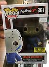 Funko Pop! Movies Friday The 13th Blue Jason Voorhees #361 Hot Topic Exclusive