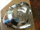 07 Hyosung GV650 Left Side Engine Stator Cover